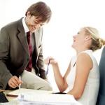 Флирт в бизнеса – начин на употреба